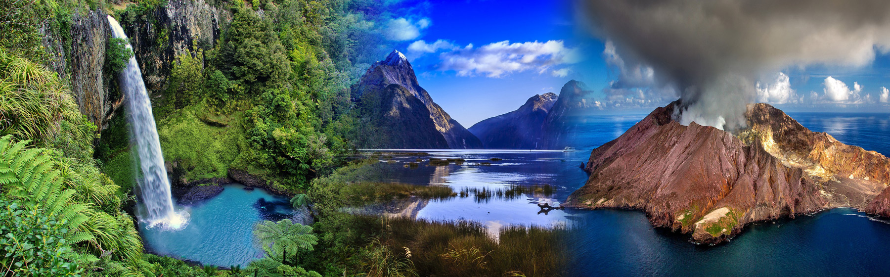 beautiful New Zealand Scenery