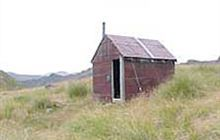 Archie's Hut - Copper Creek . Skippers area
