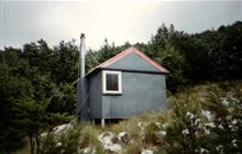 Black Hill Hut . Oxford Forest Conservation Area