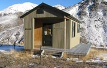 Severn Hut . Molesworth Station