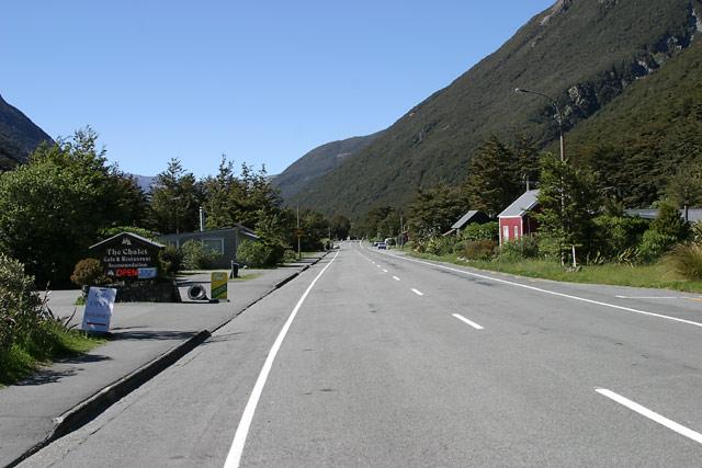 Arthur's Pass